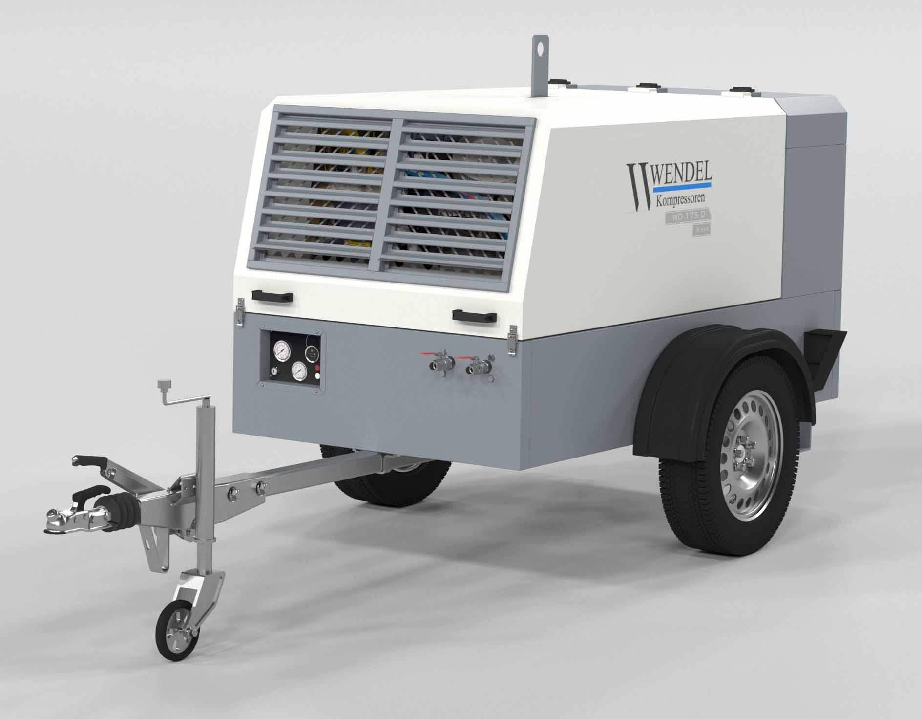 air compressor , diesel air compressor